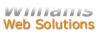 Williams Web Solutions provides the best website development and Internet marketing.  Get your business online and marketed professionally by clicking here.